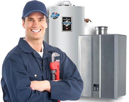 Venice, CA Plumber Servicing Water Heater